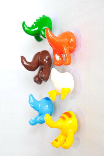 Animal Hook (1 Set of 6 Pieces)