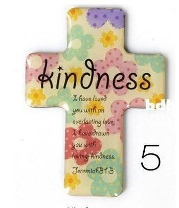 Christian Magnetic Sticker - Kindness