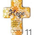 Christian Magnetic Sticker - Hope