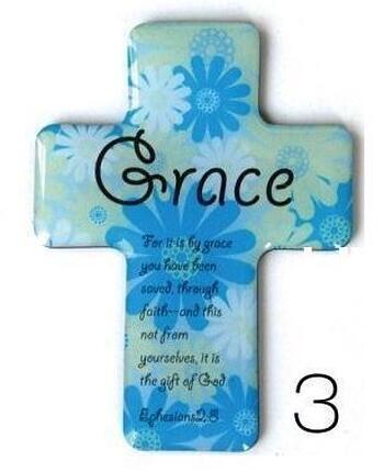 Christian Magnetic Sticker - Grace