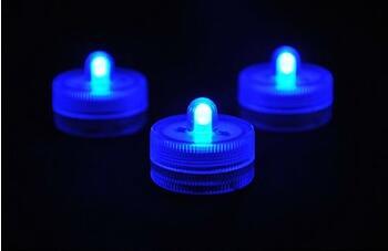 LED Candle Blue Colour