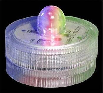 LED Candle RGB Colour