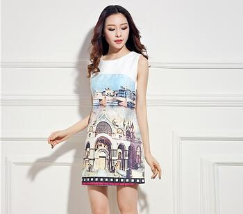 Sleeveless Dress - CC06205