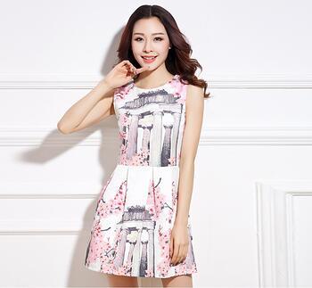 Sleeveless Dress - CC06137