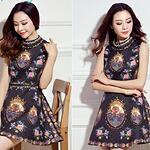 Sleeveless Dress - CC6203