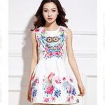 Sleeveless Dress - CC06135