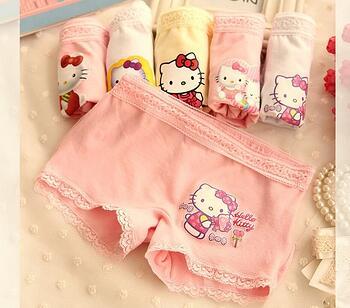 Children Panty - (1 Set 3 Pieces)