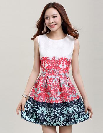 Sleeveless Dress - CC04400