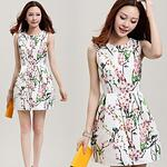 Sleeveless Dress - CC04612