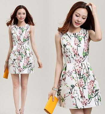 Sleeveless Dress - CC04612