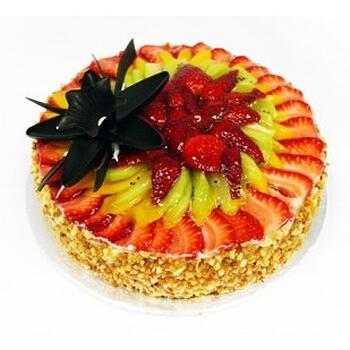 Fruit Flan
