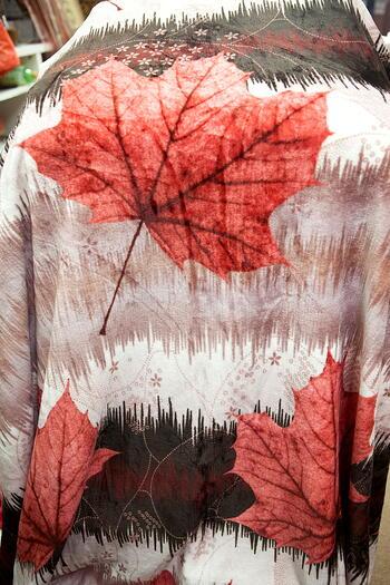 Blanket - Autumn Leaves