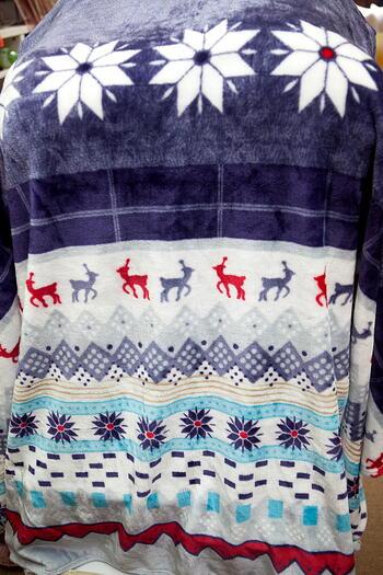 Blanket - Reindeer