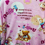 Blanket - Cute Bear