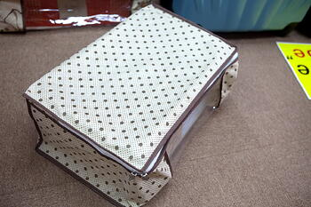 Polka Dot Storage Bag
