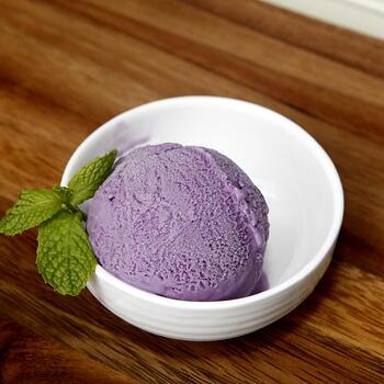 Yam Ice Cream